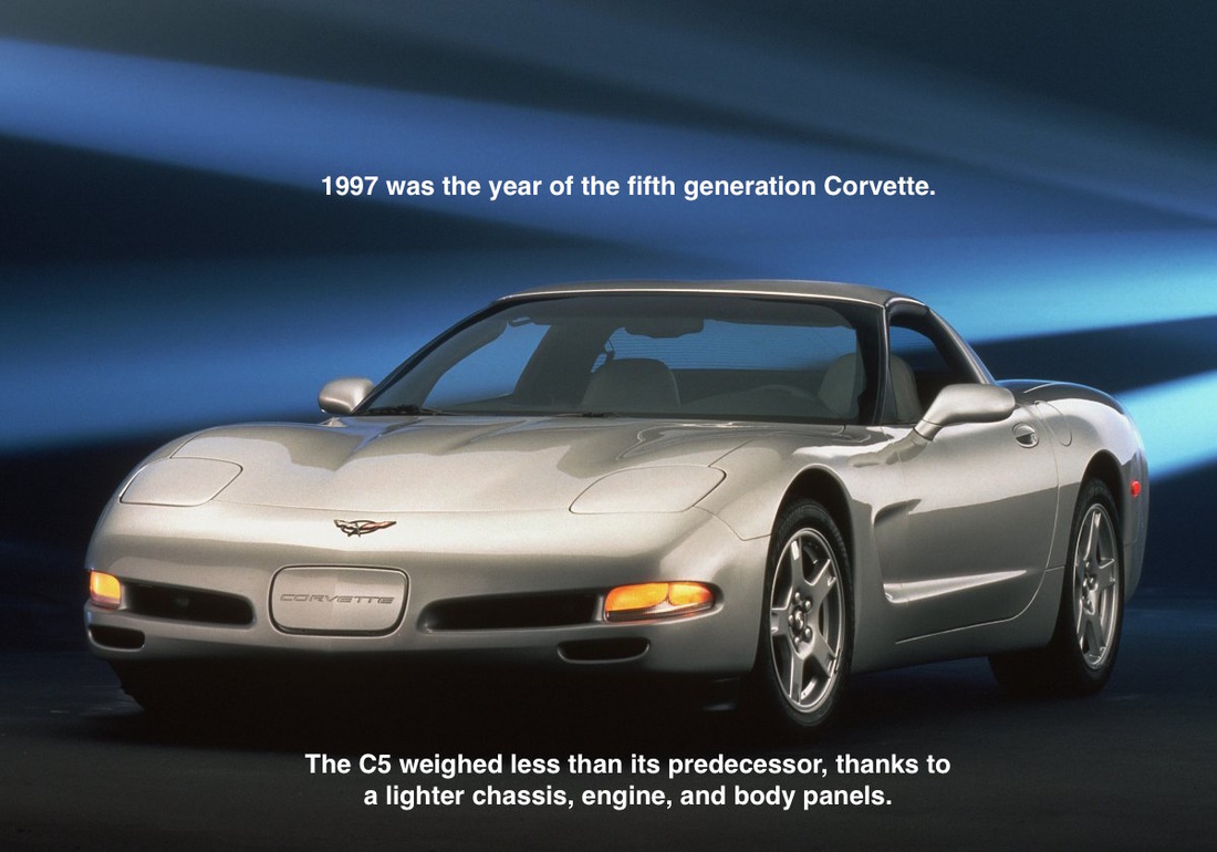 Corvette - A History - Phantom Vettes Inc
