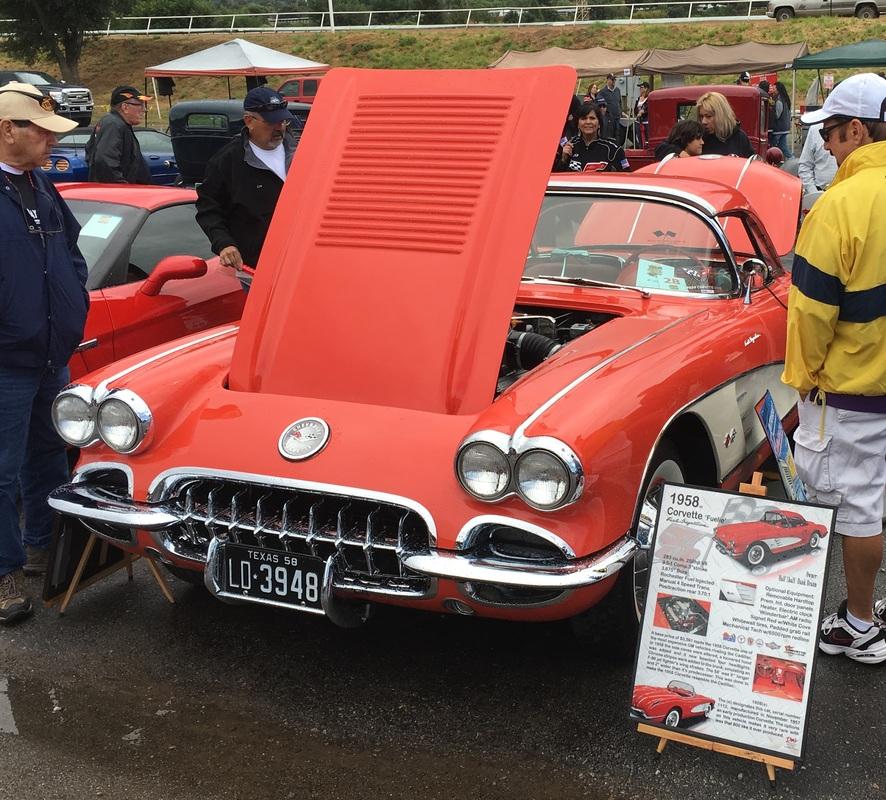 Early Times Car Show Phantom Vettes Inc - San miguel car show 2018